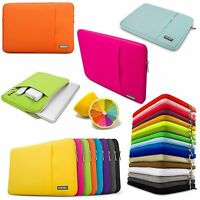 Sleeve Case Bag Pouch Cover For 11 13 15 inch Apple Macbook Pro Notebook Laptop