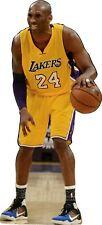 "Kobe Bryant - Lakers 24 - 77""Tall Life Size Cardboard Cutout Standee"