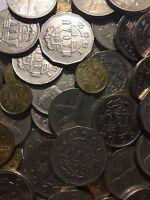 100 Gramm Restmünzen/Umlaufmünzen Macau