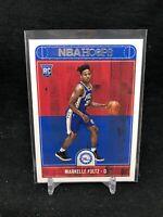 Markelle Fultz 2017-18 NBA Hoops Rookie #251 Philadelphia 76ers Basketball F01