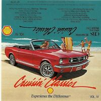 Cruisin' Classics Vol. IV  - Original Artists (Cassette 1990 CBS)