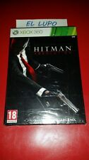 HITMAN ABSOLUTION PROFESSIONAL EDITION XBOX 360 NEUF SOUS BLISTER VF