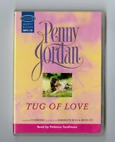 Tug of Love - by Penny Jordan - MP3CD - Audiobook