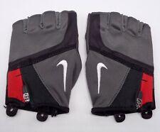 Nike Strength Training Gloves Men's XS Black/Grey/Red