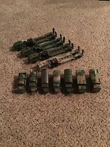 Lot of (11) 1/87 Scale ROCO Military Vehicles - See Pictures