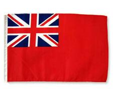 "12x18 12""x18"" British Red Ensign Sleeve Flag Boat Car Garden"