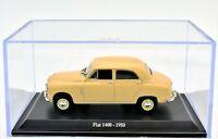 Coche Auto Fiat 1400 Escala 1/43 diecast NOREV miniaturas Quisco Periódicos