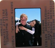 Andie McDowell  PHILLIP SEYMOUR HOFFMAN 1999 SLIDE 4