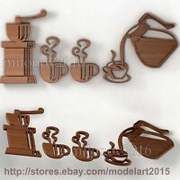 3d model STL 4pcs Relief for CNC Router Artcam Cut3d Aspire