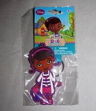 Disney Doc McStuffins Keychain Key Chain Ring Figure Party Favor Back To School