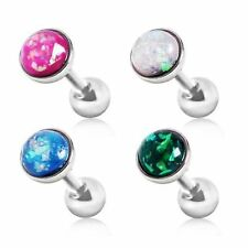 Ear Silicone Stainless Steel Body Piercing Jewellery