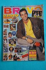 Zeitschrift BRAVO Nr.40 / 1988, Die Ärzte, Blue System, James Dean