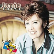 Janie Fricke - Live at Billy Bob's [New CD]