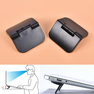 Laptop Stand Cooler Black Cooling Bracket Radiator Holder FoldinMO