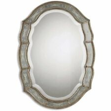 Gold Wall Mounted Bathroom Mirrors For Sale Ebay