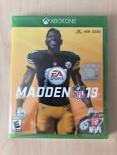Madden NFL 19 - Standard Edition (Microsoft Xbox One, 2018)