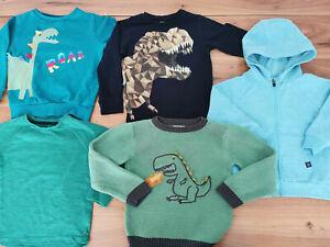 NEXT boys 3-4 years bundle autumn winter top jumper hoodie