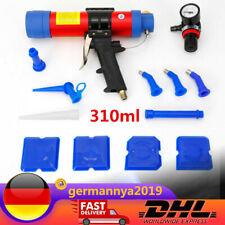 310ml Druckluft Kartuschenpistole Silikonpistole Pneumatische Glasklebepistole