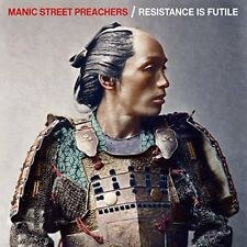 Manic Street Preachers - Resistance Is Futile[DELUXE][CD] Sent Sameday*