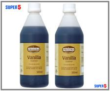 Preema Vanilla Essence 500ml Catering Size Culinary Flavouring