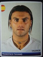 Panini 38 Francesco Tavano FC Valencia UEFA CL 2006/07