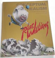 New SIGNED Conceptual Realism  ROBERT WILLIAMS 1st  Edition  719 of 750