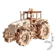 Eco Wood Art - Holz Modellbau Tractor Traktor 357 Teile