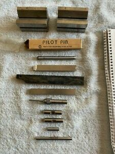 Starrett 1 & 3 inch, do all D610 Mo Max 3/8x1/2x4 V blocks and more