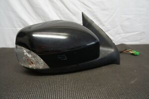 2007-2014 VOLVO XC90 OEM RIGHT HAND PASSENGER SIDE POWER SIDE MIRROR DAMAGE RED