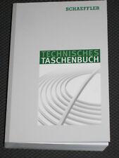 Schaeffler Technisches Taschenbuch Neuste Auflage 2017,Tabellenbuch Maschinenbau
