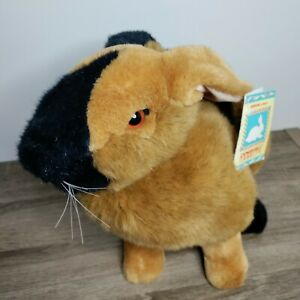 """Vintage Applause Remarkable Rabbits  Beethoven"""" Rabbit Plush with tags"""