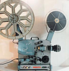 """rare PROJECTEUR """"PORTABLE"""" 35 mm -KINELITE -Modèle 35 P- SIMPLICITE & EFFICACITE"""