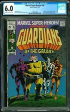 Marvel Super-Heroes 18 - CGC 6.0 (First Appearance of Guardians of the Galaxy)
