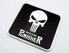 NEW For Harley Davidson Tank Fairing Fender Punisher Skull Emblem Decal Sticker