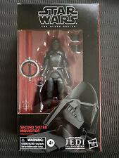 Star Wars Black Series - Second Sister Inquisitor JEDI: FALLEN ORDER unopened