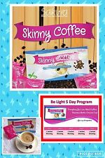 Skinny Coffee Effective Weight Loss Drink Carnitine Garcina Cambogia Green Tea