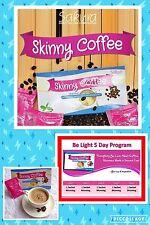 Skinny Coffee Effective Weight Loss Drink Carnitine Garcina Cambogia Green Tea