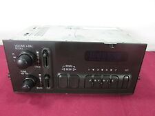 Delco Electronics Car Radio PROD ID: FM20EV MODEL 16255345 VERY NICE