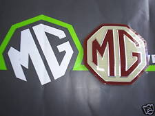 MGF ZR ZS ZT OEM MG Badge Insert Brand New mgmanialtd.com