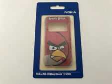 BRAND NEW GENUINE NOKIA ANGRY BIRDS HARD COVER FOR NOKIA N8-00 CC-5000