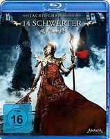 14 Schwerter [Blu-ray] von Chan, Frankie | DVD | Zustand sehr gut