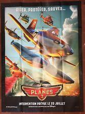 AVION 2. STICKER AUTOCOLLANT POSTER A4 FILM ANIMATION DISNEY-PIXAR.FLY PLANES 2