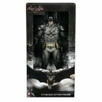 NECA BATMAN 1/4 SCALE FIGURE ARKHAM KNIGHT BATMAN ACTION FIGURE DC COMICS (NIB)