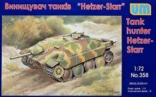 UM #358, 1/72 scale, Tank hunter Hetzer-STARR