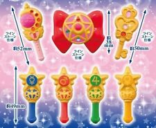Sailor Moon Gashapon Mugnet Complete 7 sets NEW Japan Anime