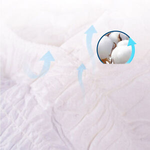 1 Set Disposable Pet Diapers for Female/Male Soft Wraps Belly Bands Breathable