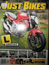 Just Bikes #290 Yamaha FZ6R 'L' plate special LAMS Bike Guide Learner Testing