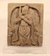 Song Dynasty molded grey Terracotta Tomb brick
