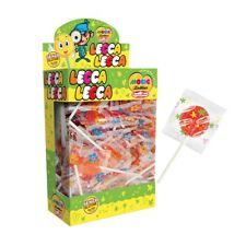 LECCA LECCA PIATTE Magic Lollypop 200 pezzi