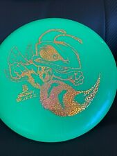 ⚡�⚡�New Discraft Big Bee Big Z Buzzz 164-166g Limited Edition! Gold Holo dot⚡�⚡�